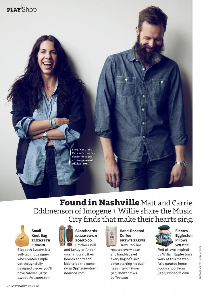 Drew's Brews featured in Southwest Magazine